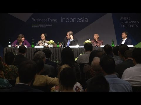Business Think | Indonesia - Panel Discussion