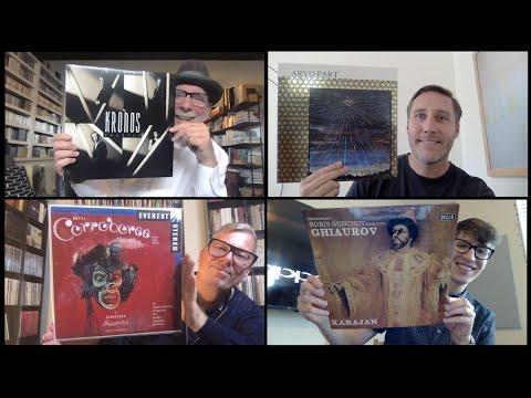 Four Corners : A Classical Records Conversation