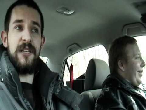 MylesPerHour Vlog 1/15/2011: The Shower-Less Curtain