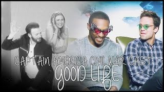 Captain America Civil War Cast | Good Life