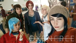 Animate It 2017 - Oxenfree Cosplay Skit