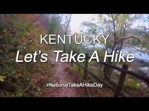 National Take A Hike Day 2016