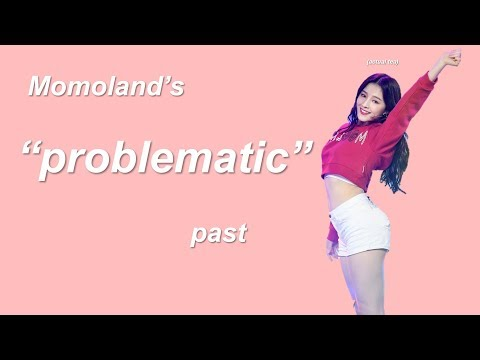 Momoland's  Problematic Past  (With Receipts)