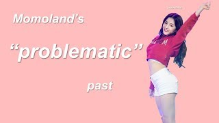 "Momoland's ""Problematic Past"" (With Receipts)"