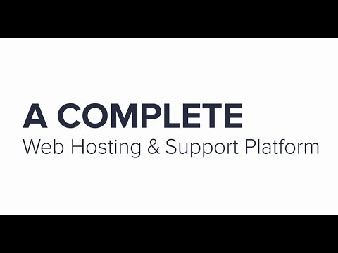CloudAccess.net: A Complete Web Hosting & Support Platform