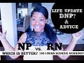 NP vs. RN | DO I MISS BEDSIDE NURSING? | DNP?| NURSE LADA