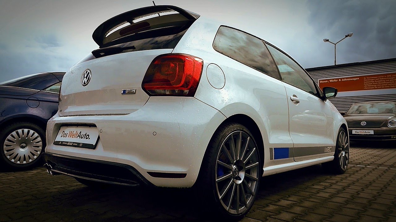 vw polo r 2 0 tsi wrc sound youtube. Black Bedroom Furniture Sets. Home Design Ideas