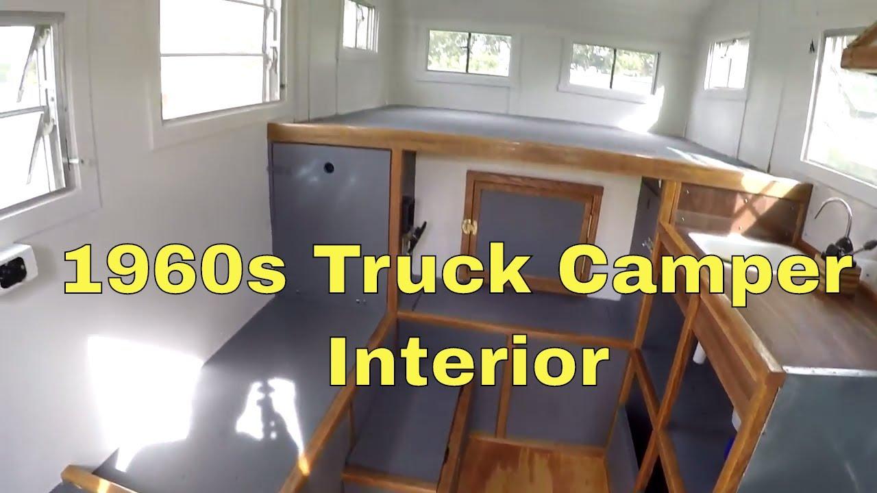 Truck Camper Build
