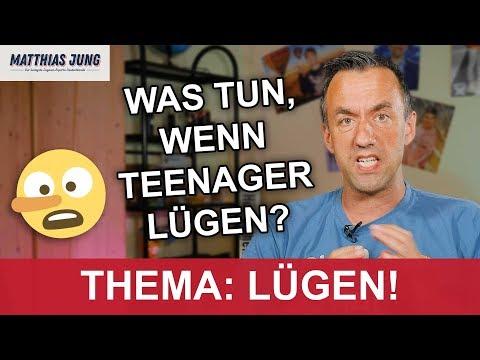 Was tun wenn Teenager lügen? - Im Pumakäfig mit Matthias Jung
