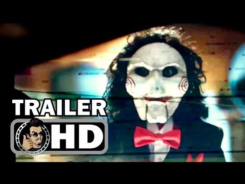 JIGSAW: SAW 8   1 2017 Laura Vandervoort Horror Movie HD
