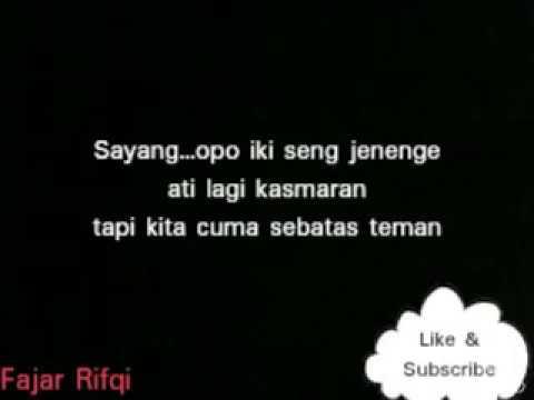 Lirik Teman Rasa Pacar -  NDX A.K.A Feat. PJR (Microphone)