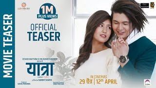 Yatra - Nepali Movie Official Teaser || Salin Man Bania, Salon Basnet, Malika Mahat, Prekshya
