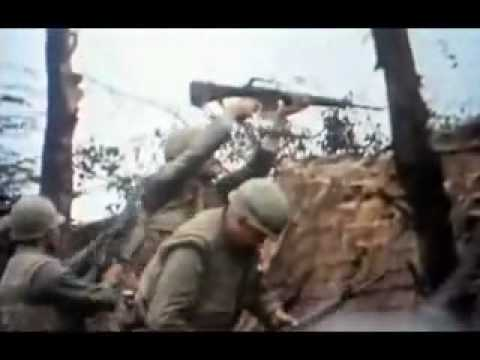 a footage of the vietnam war This footage is absolutely gripping, and massively enhanced by the recollections of joe galloway, a upi reporter, who went into ia drang with the first wave of choppers.