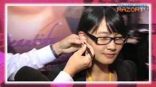 Wear earrings, lose weight? (BeautyAsia Ep 2.2)