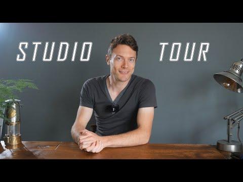 DIY Perks Studio Tour