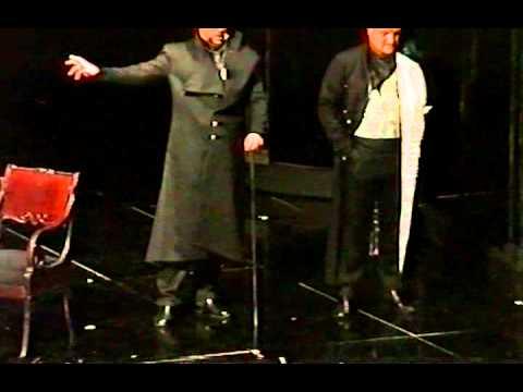 «Пиковая дама», постановка Вениамина Смехова, Прага, 1998 (фрагмент)