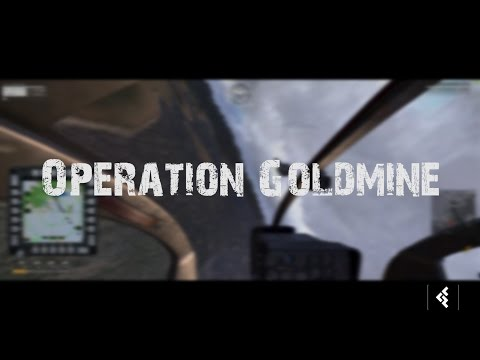 Aerial Warfare - Operation Goldmine