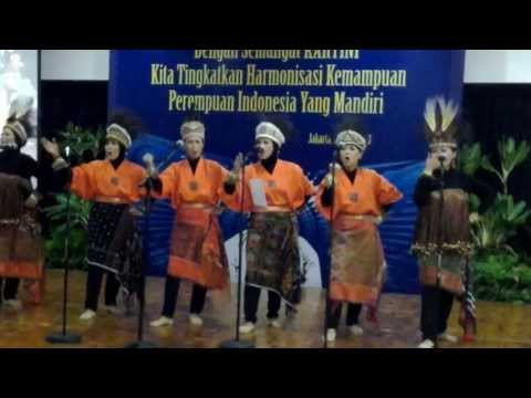 Vocal Group IIKBM - Yamko Rambe Yamko