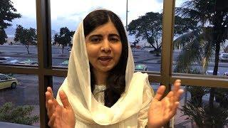 Malala Yousafzai shares inspiring message to girls on her 21st birthday