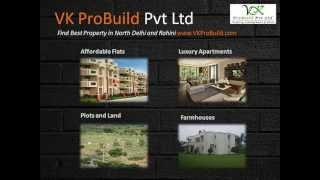 Residential Property in North Delhi