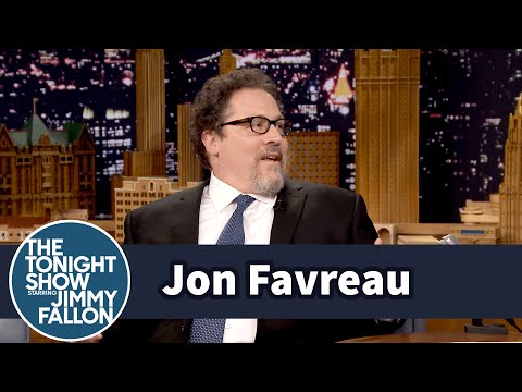 Jon Favreau Cooked Bill Murray a Jungle Book Brisket