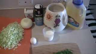 Капустные котлеты вкусно, быстро и недорого(Рецепт приготовления котлет из капусты. Рецепт соуса смотрите здесь: https://www.youtube.com/watch?v=KrMwMuuXSdw&feature=youtu.be..., 2015-04-07T05:23:16.000Z)