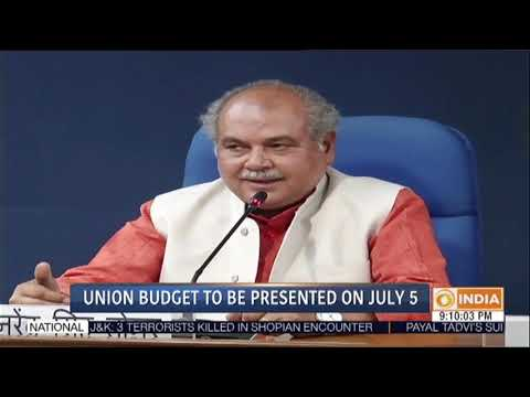 Newsnight | DD India | Primetime | 31.05.2019 [Full Episode]