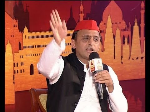 Shikhar Sammelan UP: FULL INTERVIEW: BJP Ka Sooraj Ast Hona Shuru, says Akhilesh Yadav