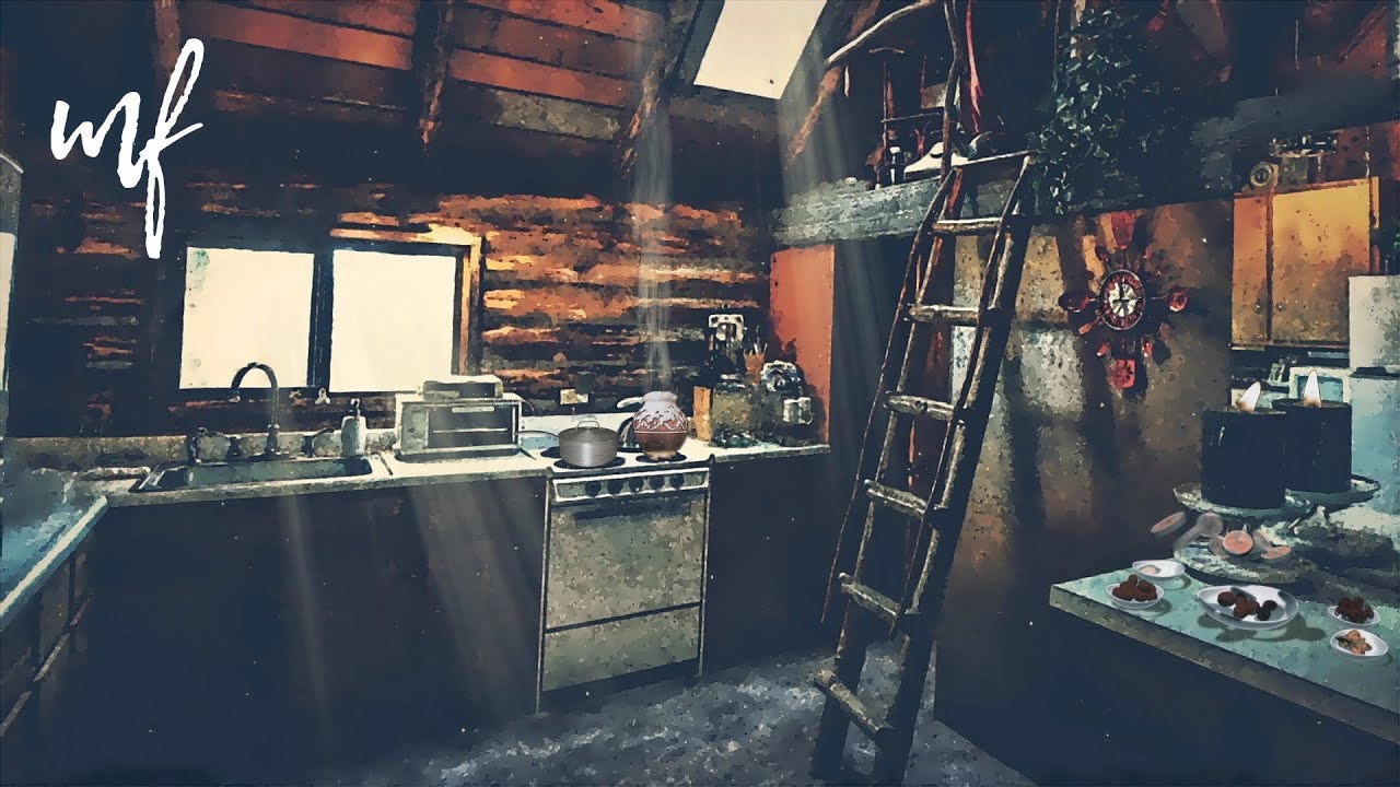Enchanted Kitchen ASMR Ambience