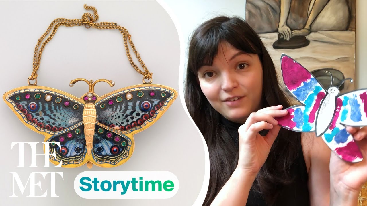 """Storytime with The Met: """"Benny's True Colors"""" by Norene Paulson"""