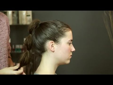 Cool Ways To Put Your Hair In Rubber Bands A Ponytail Hairstyles