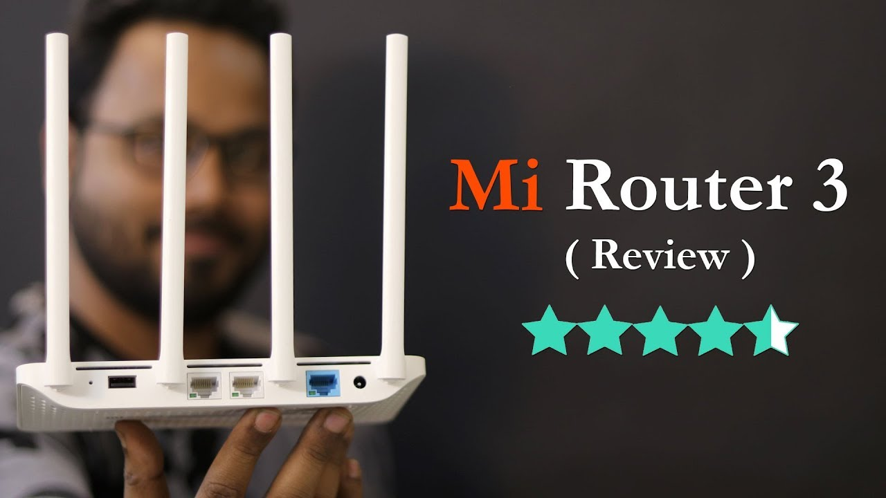 Best Router | Xiaomi Mi Router 3 Review | Setup | Features