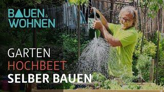 Garten: Tipps zum Hochbeet bauen mit Bauanleitung und Materialliste
