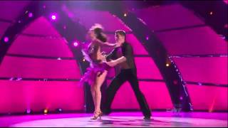 Drop It Low (Samba) - Caitlyn and Pasha (All Star)