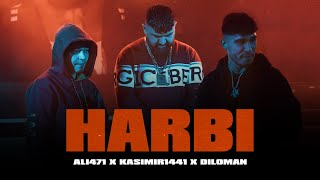 ALI471 ft. KASIMIR1441 & DILOMAN - HARBI (prod. by Kyree & Frio)