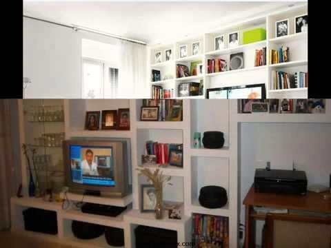 Muebles hechos con pladur pladur madrid barato youtube for Muebles pladur