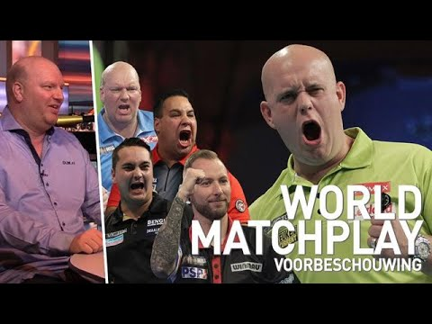 Van Gerwen: 'Beaton is wel de ideale tegenstander' | PREVIEW WORLD MATCHPLAY