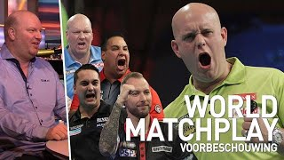 World Matchplay 2019 met Vincent van der Voort