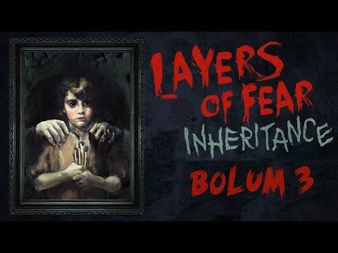 Korkuyorum #1 Layers Of Fear - Inheritance Bölüm 3