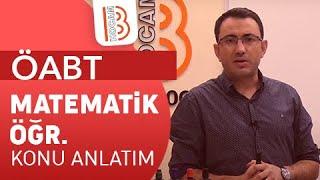 84)Orhan G. GÖKDAŞ - Matrisler - I (ÖABT-Matematik)2020