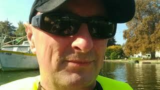 Kayaking on the Norfolk Broads