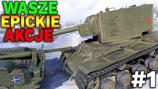 BOOM! - Wasze Epickie Akcje - World of Tanks