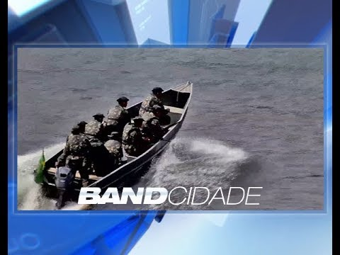 Exército divulga balanço de operações na fronteira