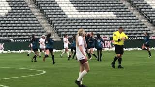 Girls Soccer: Evergreen ties it up 1-1 vs Cheyenne Mountain in 4A title game