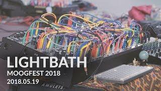 Moogfest 2018 (live edit) - Modular on the Spot, Moogfest | Eurorack Modular Synthesizer