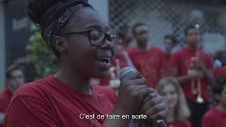 Dream Up au Portugal avec Orquestra Geraçao (Version Courte - VF)