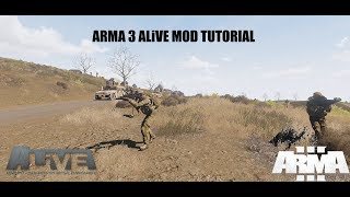 Arma 3 - Alive Mod Tutorial Pt. 1 (Overview)