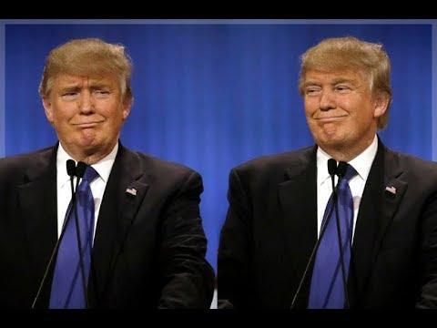 2000 Donald Trump vs 2016 Donald Trump (2020/2016 prediction)
