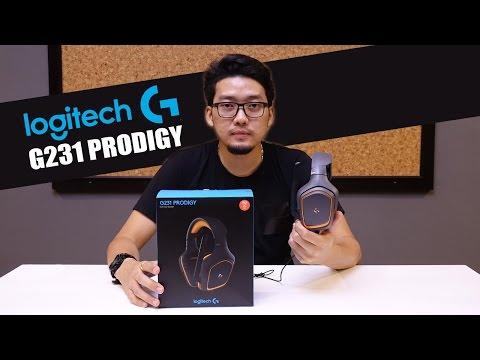 รีวิว: Logitech G231 Prodigy [ Headphone ]