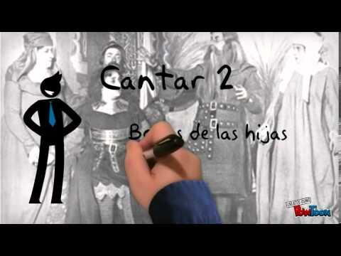 El Mio Cid Cantar 1 y 2
